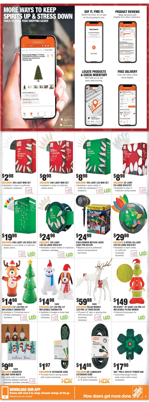 Home Depot Black Friday 2020 Ad Deals Brad S Deals