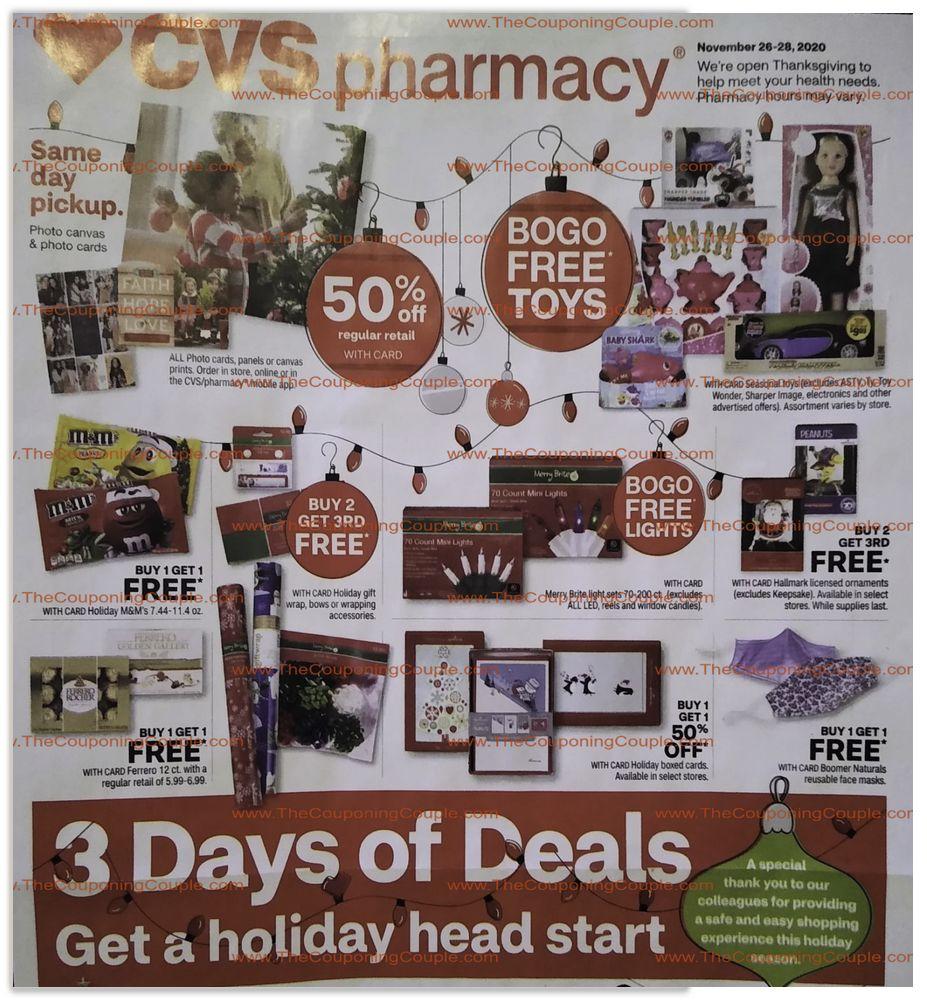 Cvs Black Friday 2020 Ad Deals Brad S Deals